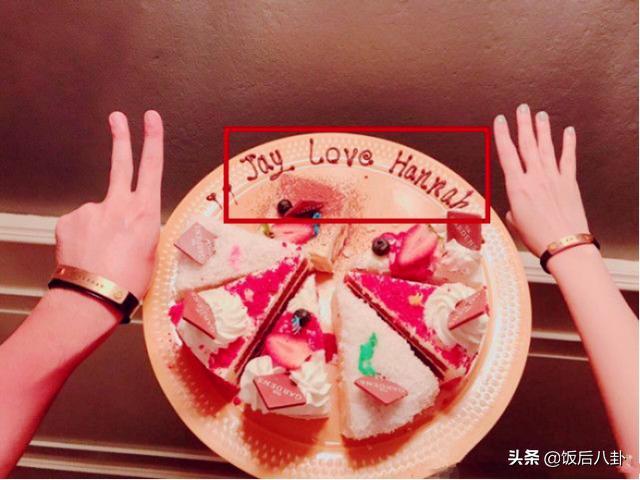 周杰伦送创意蛋糕为昆凌庆26岁生日,夫妻俩天台深情一吻太甜了