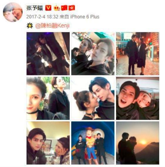 张予曦疑似分手,遭男友冷淡一个月未联系,曾是王思聪前女友