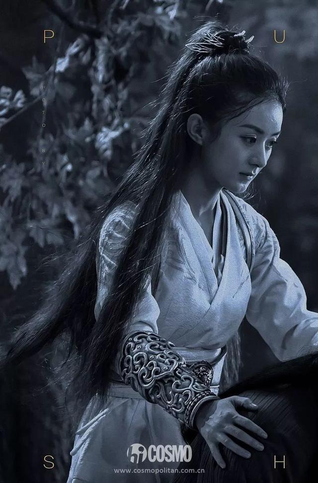 赵丽颖为什么不能接《有匪》?