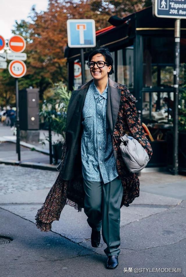 这几件与众不同的大衣,点燃你的秋冬穿搭热情