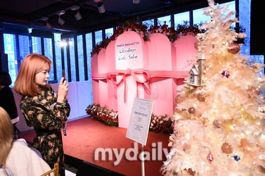 Serri宋多恩等韩国艺人出席品牌活动