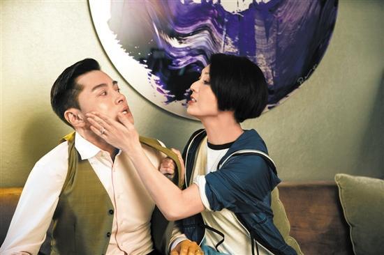 杨千嬅自认性格差但乐意被老公管 坦言从没有怀疑过对方会出轨