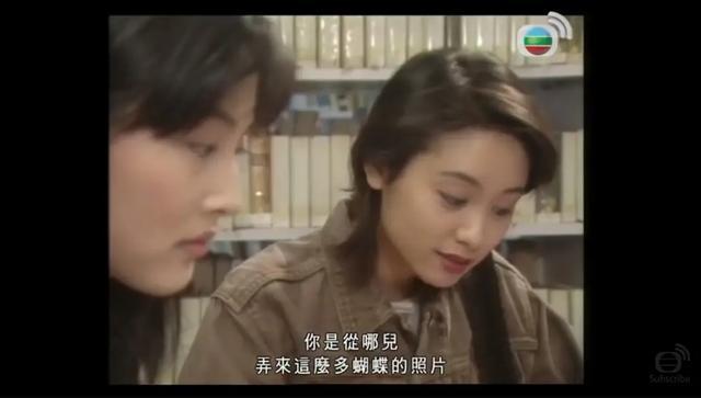 TVB花旦合影近照,蔡少芬最自然有神采,黎姿的脸变得好奇怪啊?