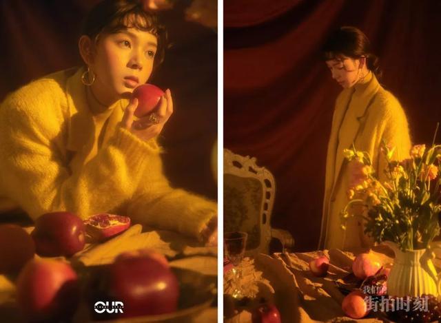 """紅""""妝""""時刻,陳瑤教你做圣誕夜Party Queen"""