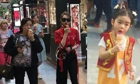 王祖蓝一家是复制粘贴,林志玲和妈妈辨识度低,最夸张的是岳岳