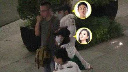 台湾偶像剧男神被曝在95后小花家过夜 女方经纪人回应:朋友聚会
