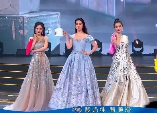 本以为刘亦菲只是比女星胖,看到这张图才知道原来她比素人都要肥