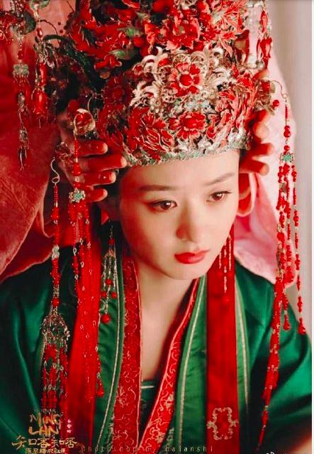 赵丽颖电视剧造型,一共九部剧,大家最喜欢哪个角色呢?