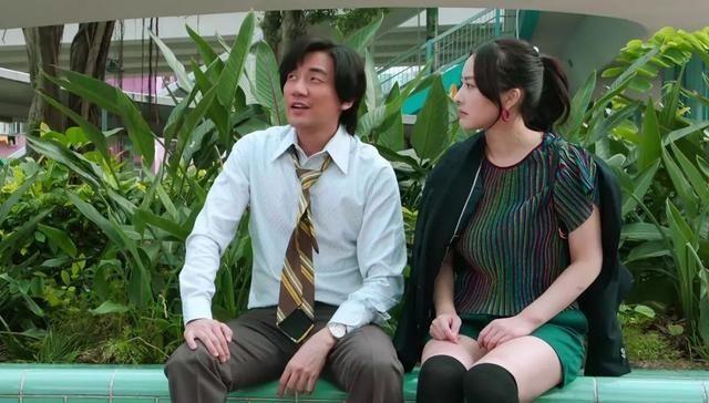剧中与女搭档有多场亲热戏惹羡慕 TVB当红小生却坦言无特别感觉