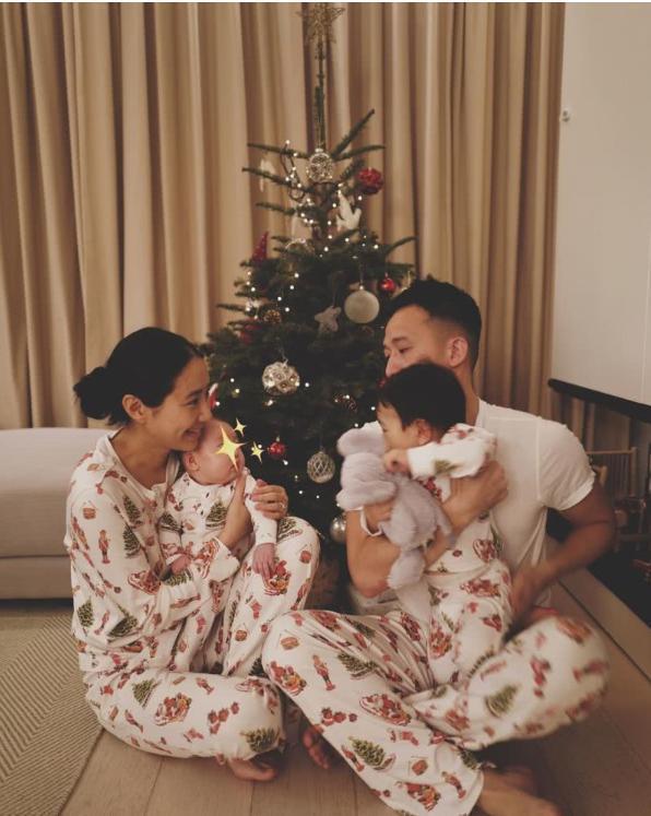 吴雨霏晒女儿百日宴照片,现场粉嫩可爱,与余文乐分手后遇真爱
