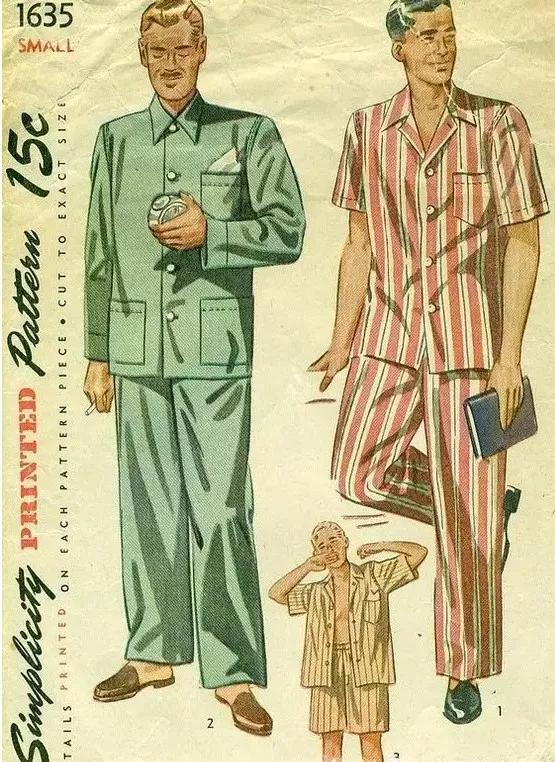 在家办公也要穿的得体,今年的出街look被睡衣承包了