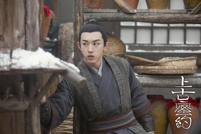 《上古密约》实力派年轻演员解构神话故事,吴磊宋祖儿王俊凯演技获赞