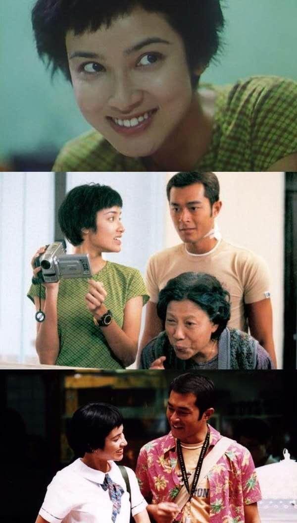 """嫁入豪门后视继子女为己出 新加坡""""不老女神""""为古天乐复出拍戏"""