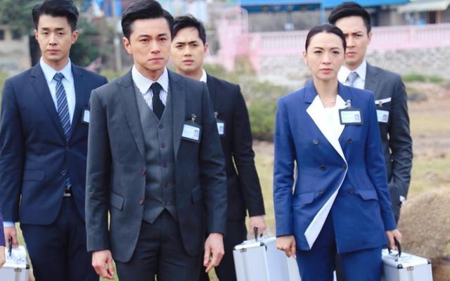 《法证先锋4》首集破八年记录!TVB金牌监制称这是最好的礼物