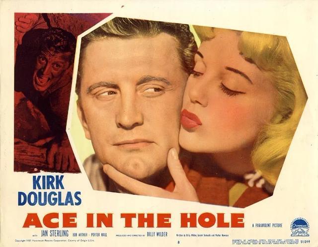 好萊塢最后一個古典巨星:柯克·道格拉斯