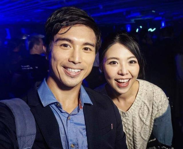 恭喜!38岁帅气港男与女友注册结婚 坦言内地拍戏酬劳比TVB高5倍