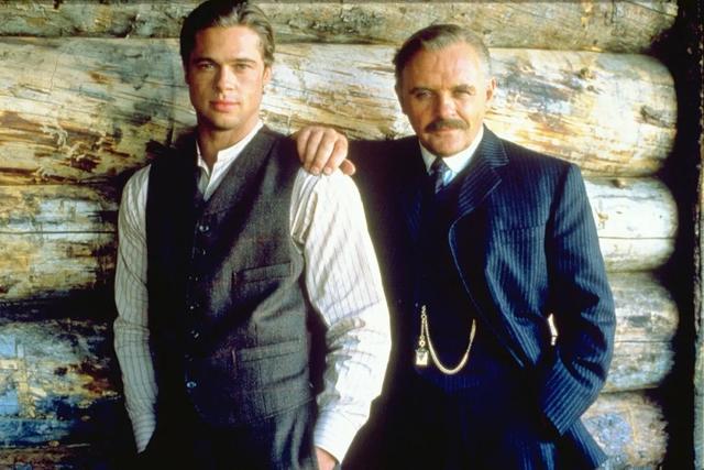 好莱坞的英国演员里,安东尼·霍普金斯是大哥大