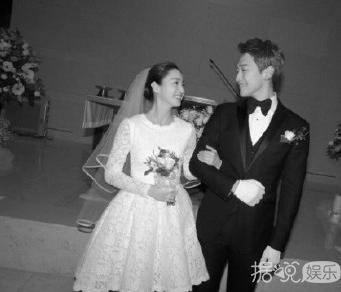 Rain和金泰熙的婚礼花了8000块 这种低调又幸福的婚礼真的很好