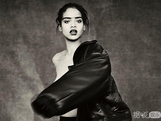 蕾哈娜获哈佛大学年度人道主义奖 曾蝉联多座格莱美、全英音乐和MTV音乐大奖