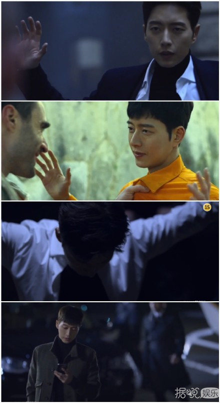《Man to Man》首播取得非常不错的成绩 除了帅到飞起的朴海镇同学 剧情Get了吗?