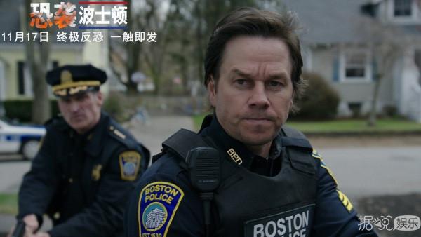 《恐袭波士顿》首曝原片片段,上映首周口碑领跑