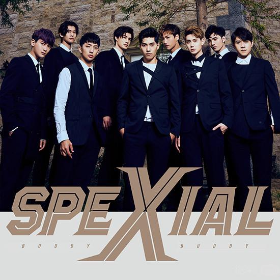 SpeXial五专回归 团员齐聚发力登组合榜热搜