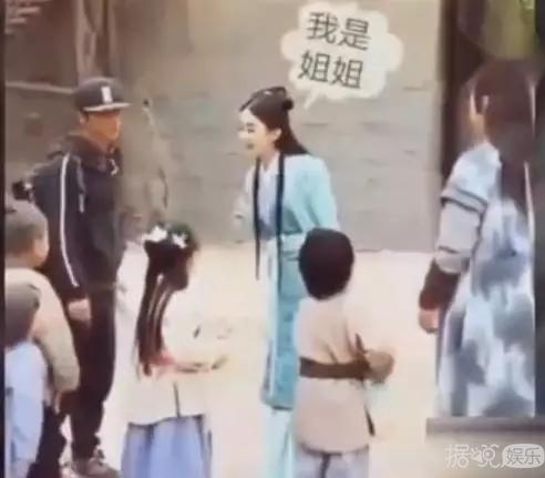 范冰冰被小朋友喊阿姨,连娃娃脸的赵丽颖都没能幸免...