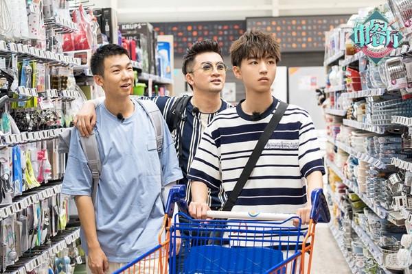 """厨房尬舞、大秀冷笑话,Men's day主题日王俊凯牌""""制冷机""""超强上线"""