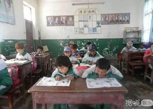 51岁马蹄露,没有自己的房子却捐了一所希望小学