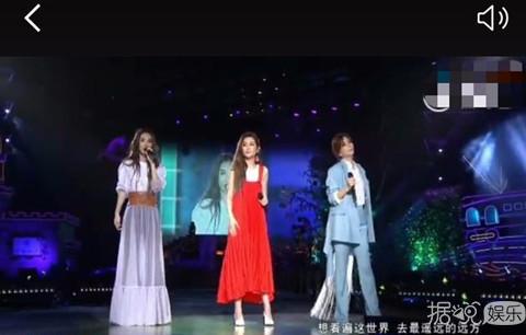 SHE十七周年演唱会,Ella儿子萌翻全场