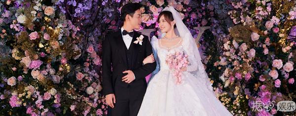 唐嫣罗晋结婚喜提30个热搜,这婚真是结对了
