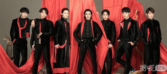 国风男团木及少年首度献声OST 崭露《锋芒》