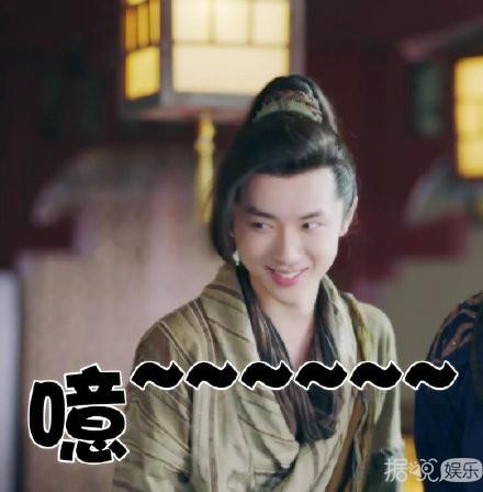 新剧一集可以截出50张表情包?陈柏霖和景甜都被他抢风头了