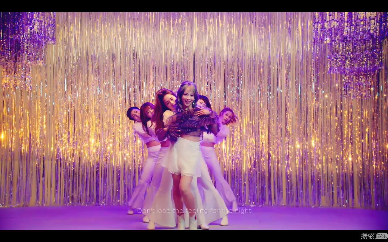 SING女团成员蒋申个人单曲MV释出 鱼姬妆搭配心动刘海造型大不同