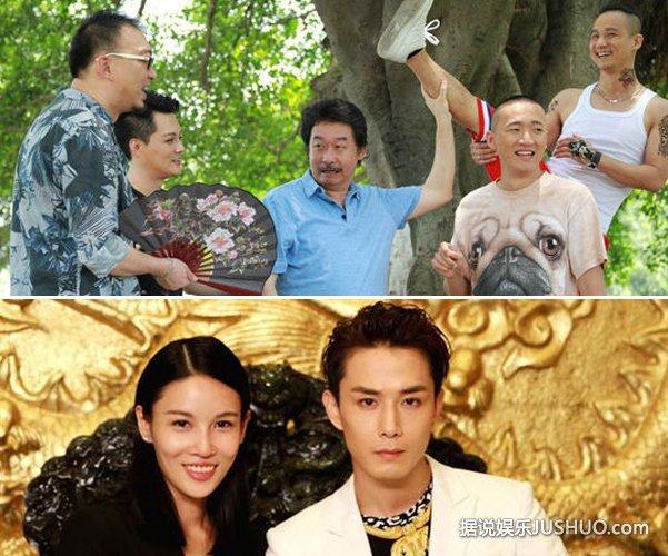 黄金福将 李承铉富二代嬉笑背后是奋斗