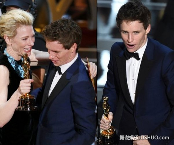 第87届奥斯卡颁奖礼意料之中有喜有意外