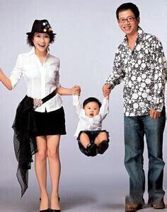海清老公是谁 海清老公和儿子个人资料及照片