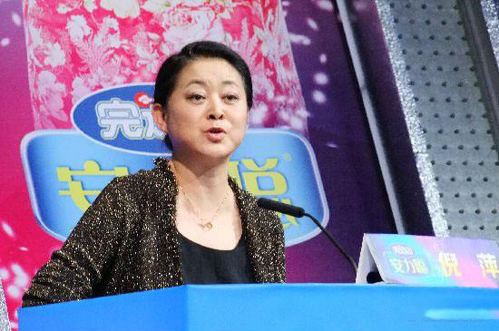 倪萍近照新图片展示 演过的电视剧或电影大盘点